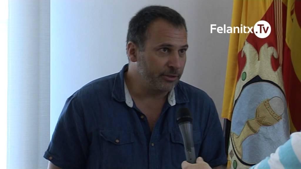 Salutació del Batle de Felanitx