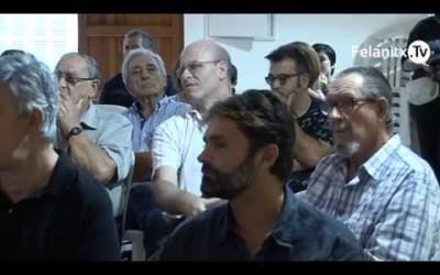 "CONFERÈNCIA DE CRISTÒFOL SOLER ""LA MALLORCA QUE VOLEM"". CAS CONCOS 2015"