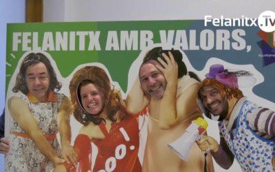 PRESENTACIÓ CAMPANYA 'FELANITX AMB VALORS'