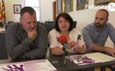 REUNIÓ MESA LOCAL CONTRA LA VIOLÈNCIA MASCLISTA