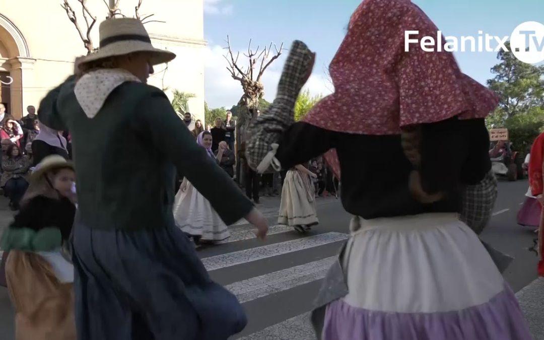 BENEÏDES SANT ANTONI, ES CARRITXÓ 2018