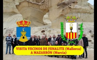 FELANITXERS VISITEN MAZARRÓN