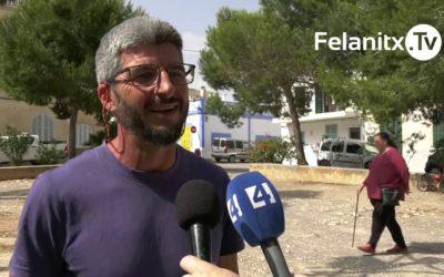 POSEN PANCARTA PER EVITAR FONDEIG DAMUNT POSIDÒNIA PORTOCOLOM
