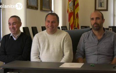 PACTE TOTS PARTITS POLÍTICS REVITALITZACIÓ CENTRE FELANITX