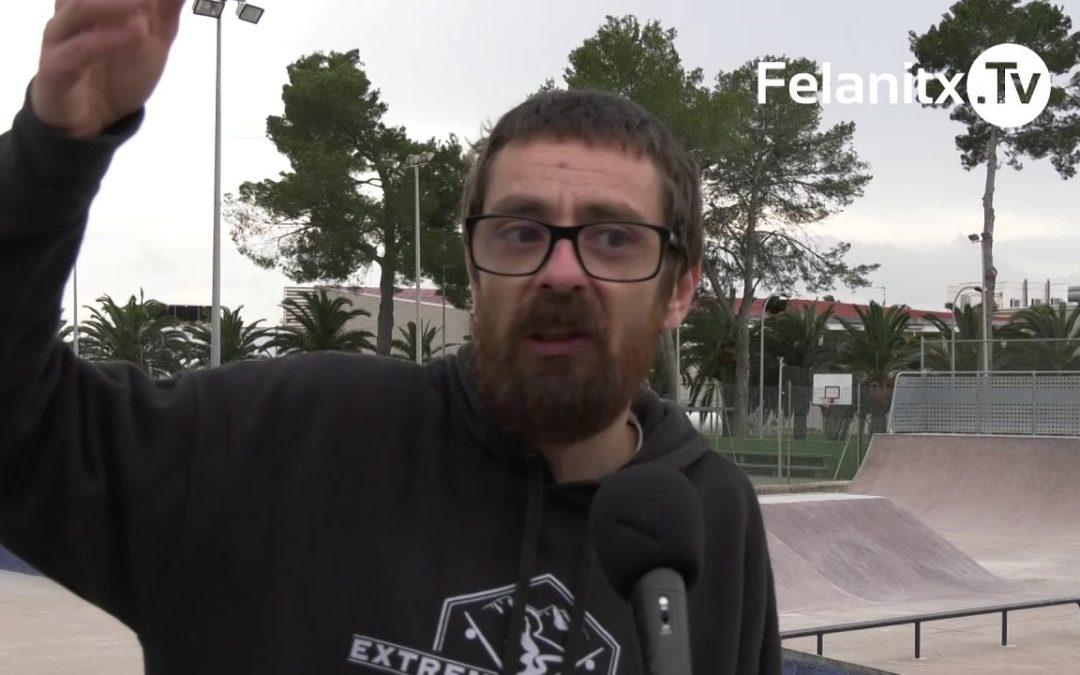 AMPLIACIÓ PISTA SKATE CAMP ESPORTS
