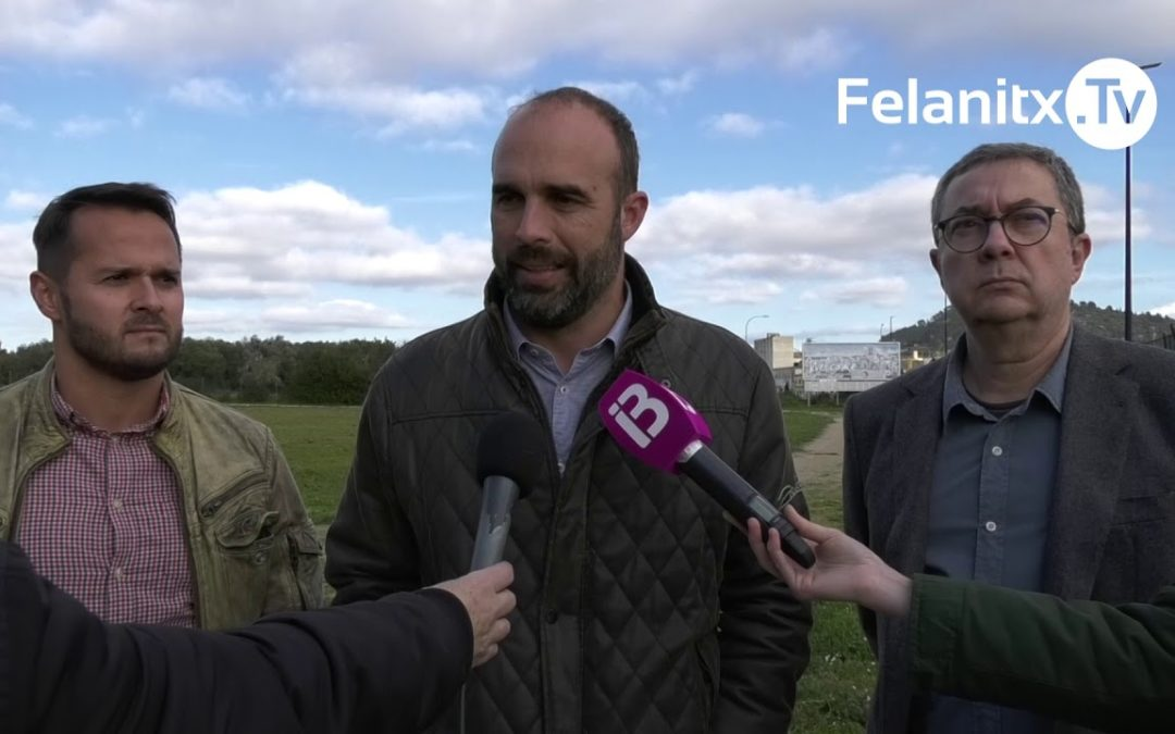 GOVERN INICIA LICITACIÓ PROJECTE NOU HOSPITAL FELANITX