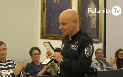 RECONEIXEMENT AL POLICIA TUTOR