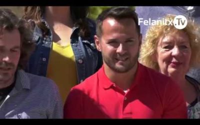 SOCIALISTES PRESENTEN CAMPANYA 'FELANITX SOM TOTS'
