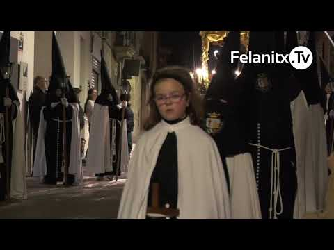 PROCESSÓ DIJOUS SANT FELANITX, 2019