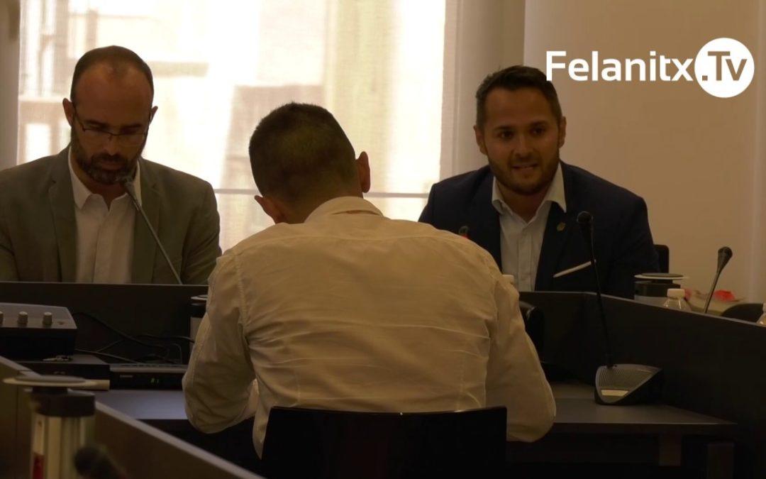 PLENÀRIA CONSTITUCIÓ NOU AJUNTAMENT (resum). 15-JUNY-2019.