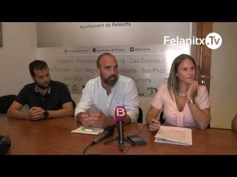 MESURES SEGURETAT DIA SANT AGUSTÍ, 2019