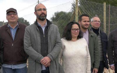 NOU CARRIL BICI A CALA FERRERA