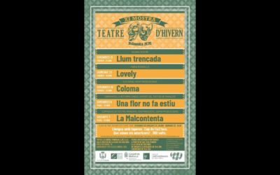 PRESENTACIÓ MOSTRA TEATRE D' HIVERN, 2020