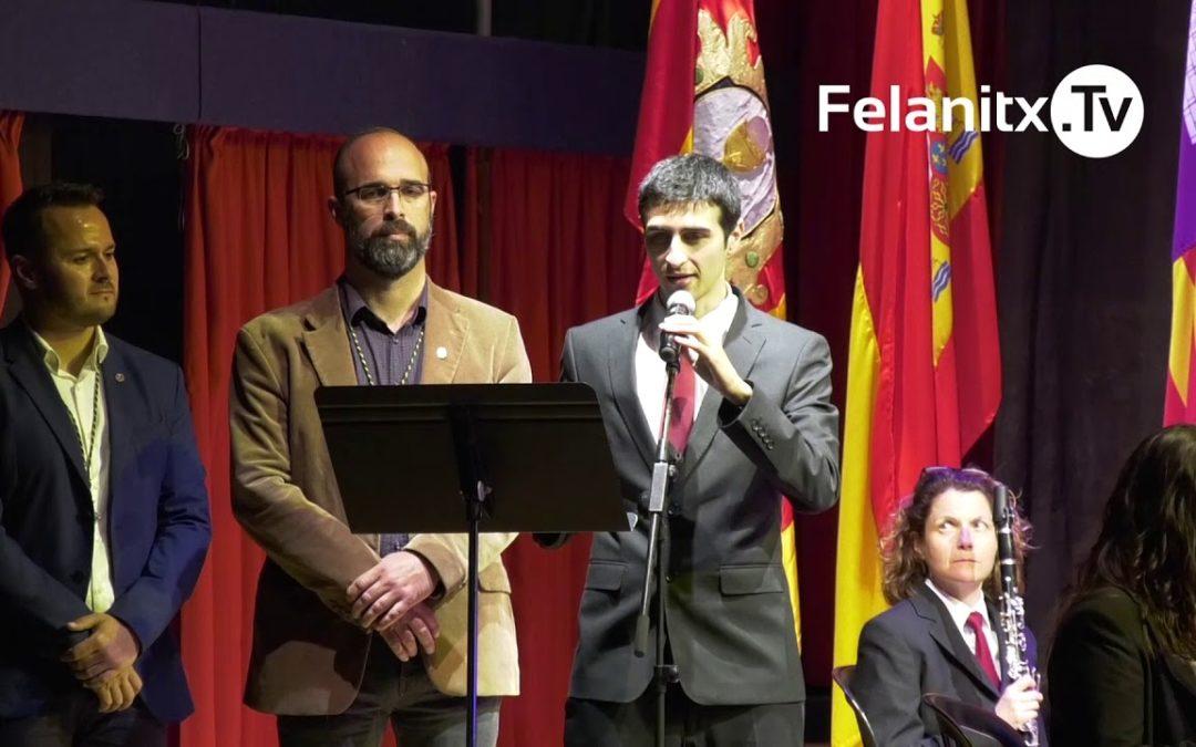 ACTE MEDALLA CIUTAT A LA BANDA DE MÚSICA. 200 ANYS