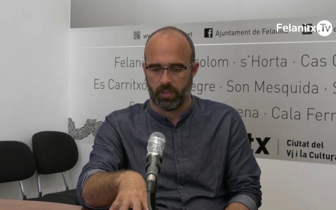 ENTREVISTA AMB EL BATLE. MESURES PER ENCARAR LA CRISI