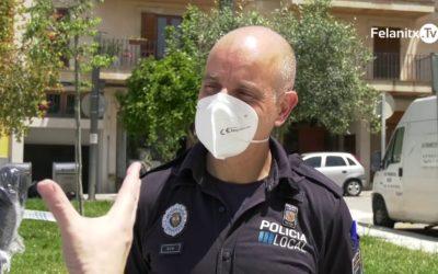 QUINA FEINA FA EL POLICIA TUTOR DURANT EL CONFINAMENT?