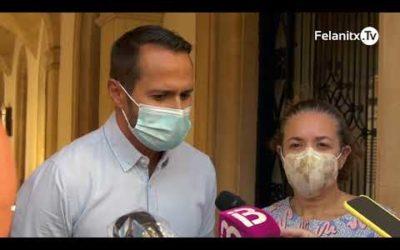 EL PSOE VALORA LA ROMPUDA DEL PACTE