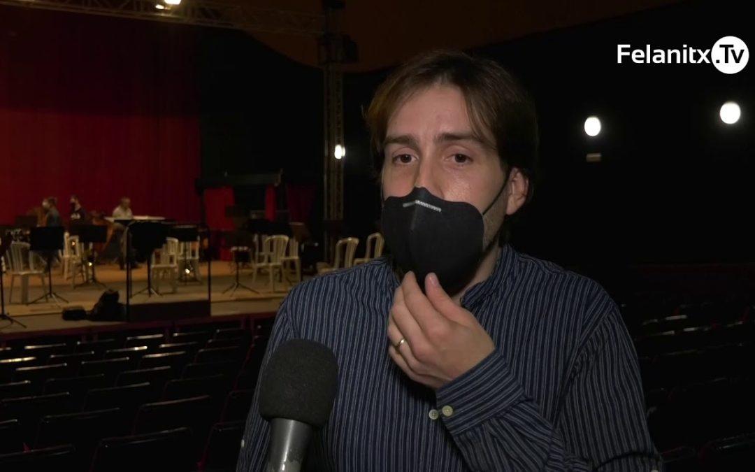 DIUMENGE, CONCERT DE LA BANDA DE MÚSICA (SETMANA DE MÚSICA)