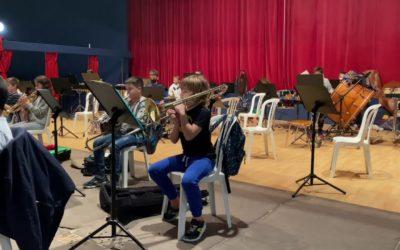 #MésMúsicaMenysViolència – BANDETA JOVE D'ALUMNES D'ENSENYAMENTS ELEMENTALS (CONSERVATORI FELANITX)