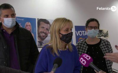 EL PP DONA ELS MOLTS D'ANYS i FA BALANÇ D'AQUEST ANY