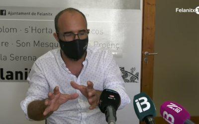 EL BATLE EXPLICA LES MESURES PRESES PER LES FESTES DE SANT AGUSTÍ