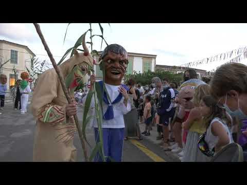 FESTES DE SANT NICOLAU, CAS CONCOS