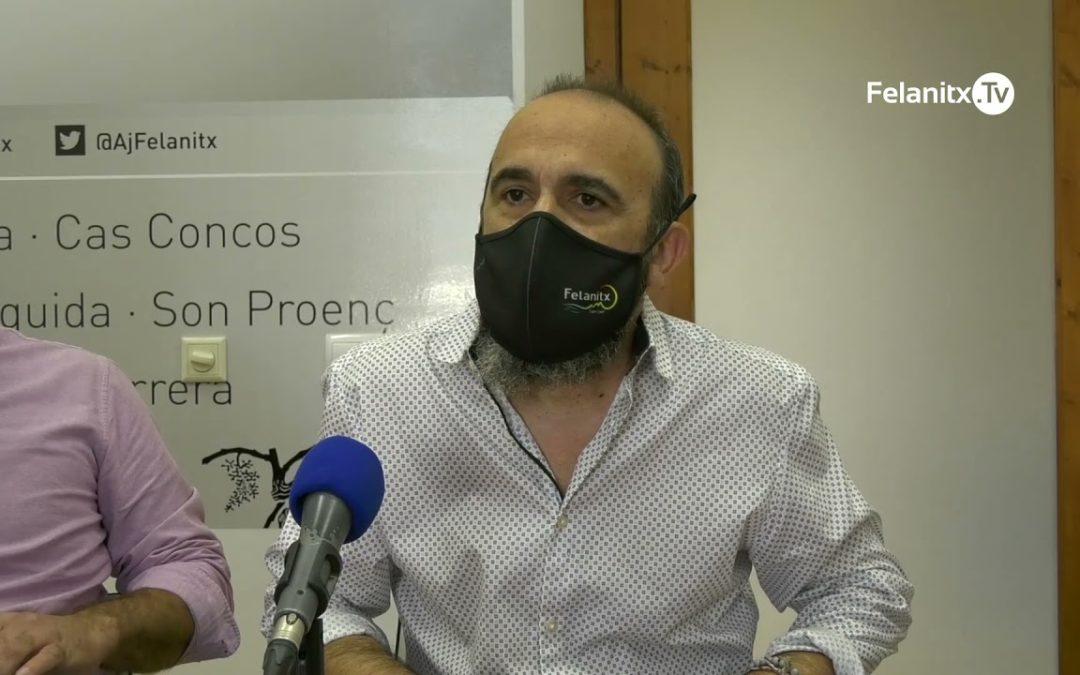 PRESENTACIÓ PROGRAMA D'ACTES FIRA DEL PEBRE BORD